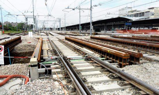 Stazione di Mestre-Venezia